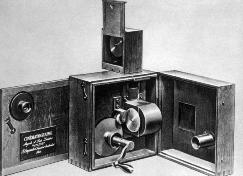 The Lumière Cinématographe