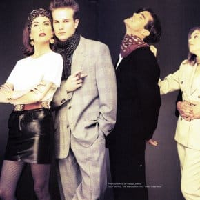 The Lynch Mob, A Priceless '90 Twin Peaks Fashion Spread