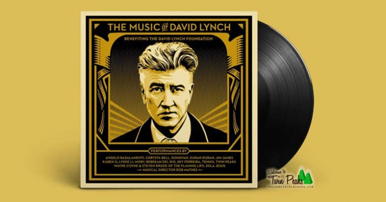The Music of David Lynch LP
