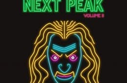 The Next Peak Vol. 2 Retro Synth Twin Peaks tribute