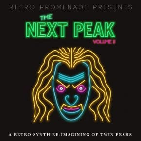 World Premiere: More Epic '80s Synth Twin Peaks Remixes On The Next Peak Volume 2
