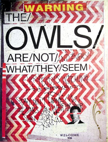 The Owls Are Not What They Seem by {THS}