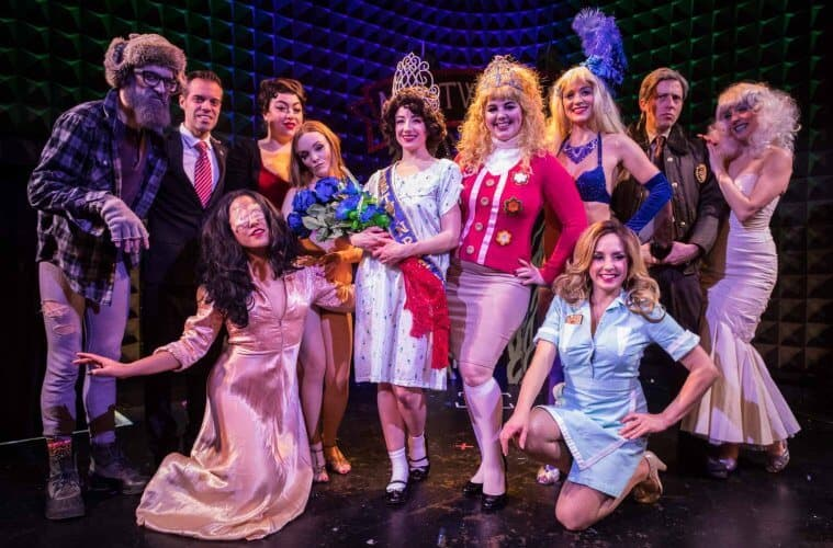 The Pink Room: Miss Twin Peaks Pageant 2018