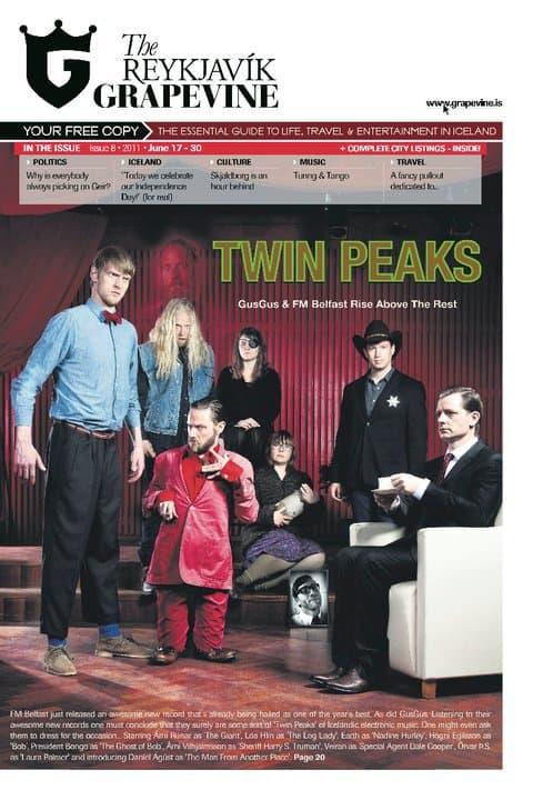 The Reykjavik Grapevine: Twin Peaks