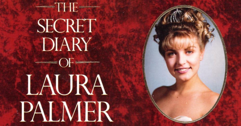 The Secret Diary Of Laura Palmer Finally Becomes Audible
