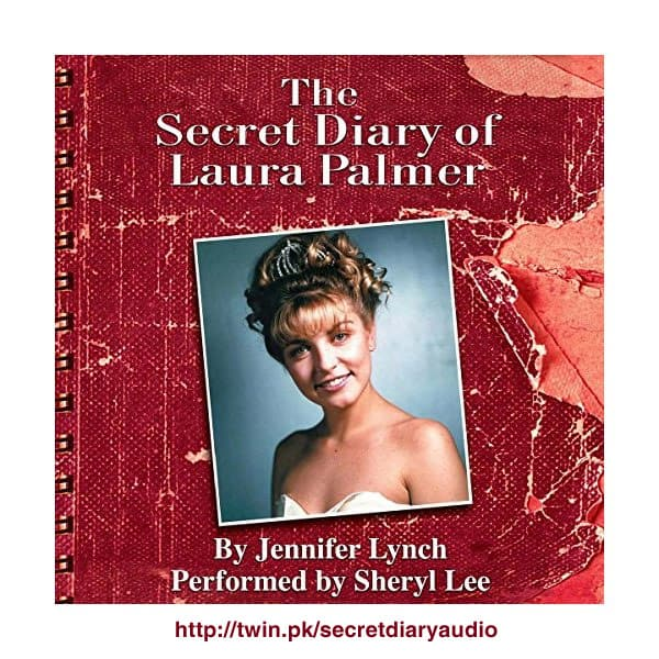 The Secret Diary of Laura Palmer audiobook cover