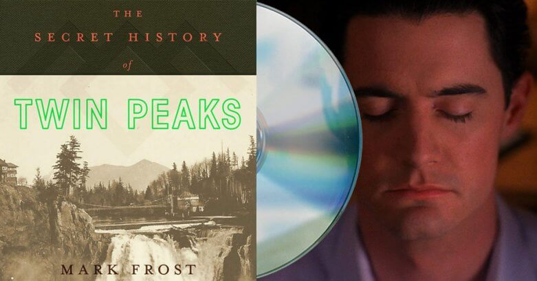 The Secret History of Twin Peaks by Mark Frost: Audiobook