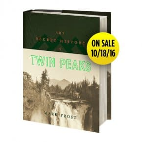 The Secret History of Twin Peaks book by Mark Frost