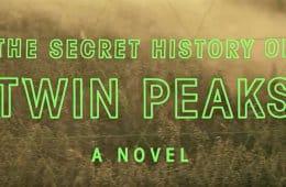 The Secret History of Twin Peaks book teaser