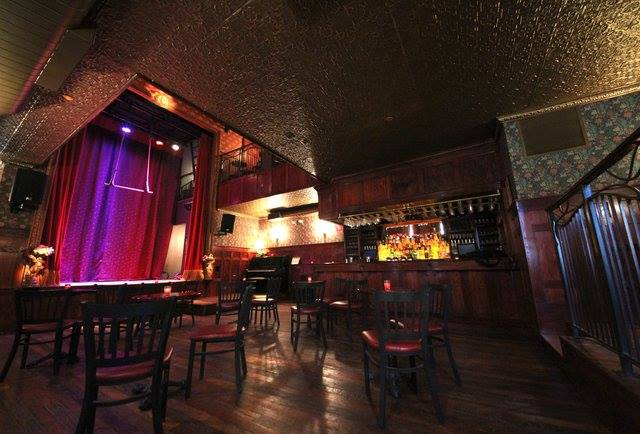 The Slipper Room, NYC