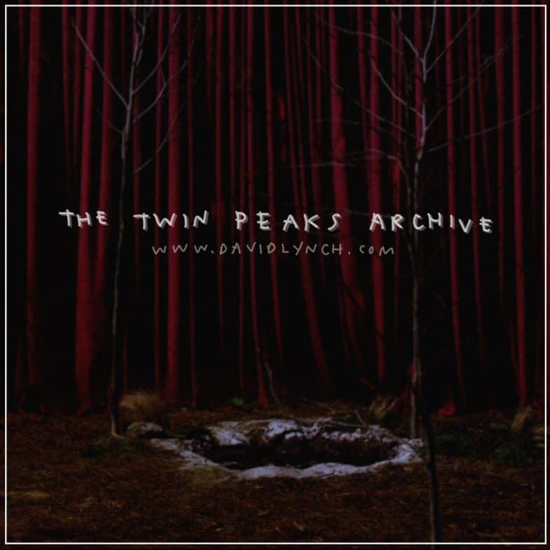 David Lynch & Angelo Badalamenti - The Twin Peaks Archive