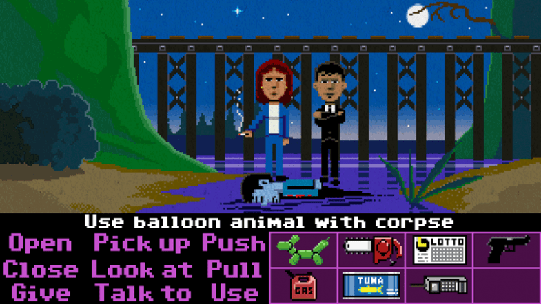"Thimbleweed Park: ""A Satire Of Twin Peaks Meets True Detective meets The X-Files"""