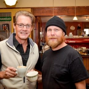 Kyle MacLachlan Brewing Up His Own Damn Good Coffee Blend: Brown Bear