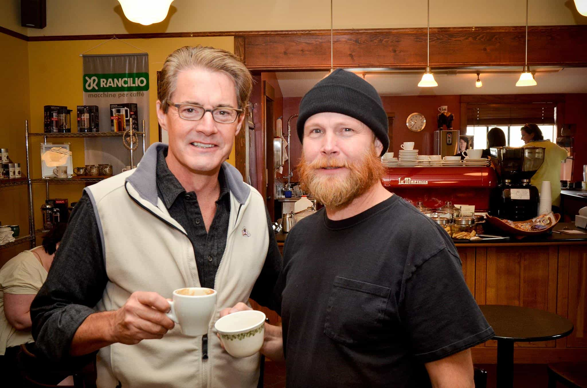 Kyle MacLachlan Brewing Up His Own Damn Good Coffee Blend