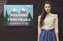 Twin Peaks clothing from Spain
