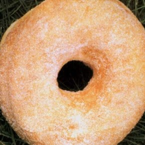 Twin Peaks Donut