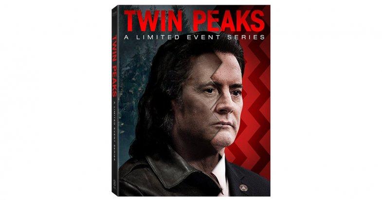 Twin Peaks 2017 Blu-ray & DVD