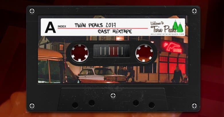 Twin Peaks 2017 musicians, artists, bands mixtape