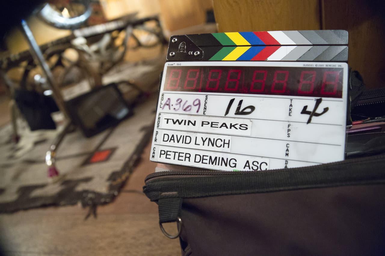 Twin Peaks 2017 Production Crew