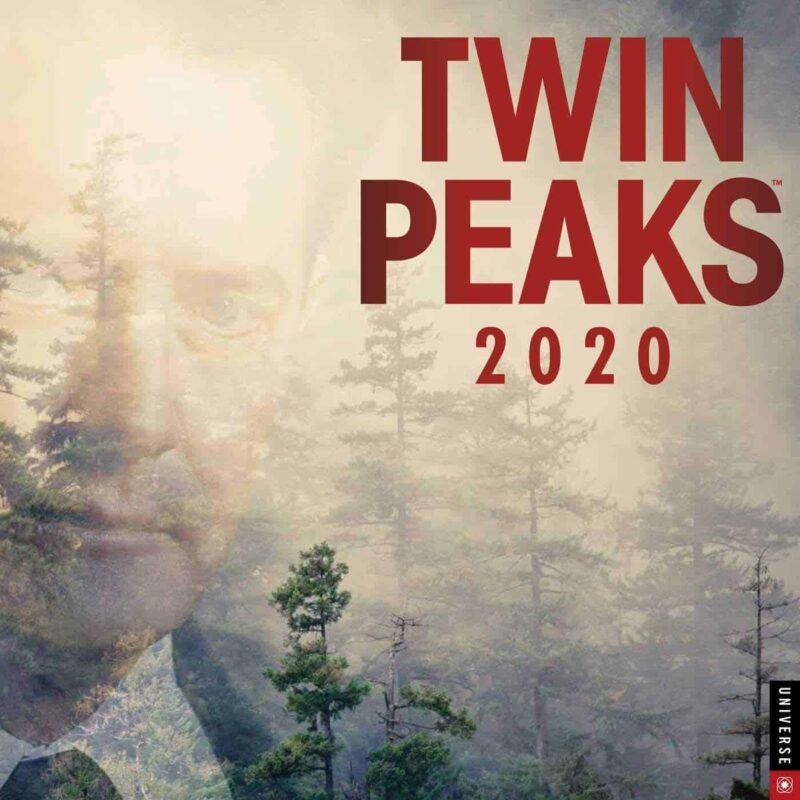 Twin Peaks 2020 Calendar