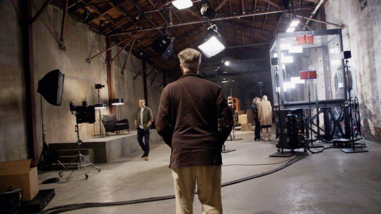 Twin Peaks Blu-ray/DVD: Behind the Scenes Footage David Lynch, Ben Rosenfield, Madeline Zima (Glass Box)
