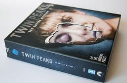 Twin Peaks Blu-ray Box Art