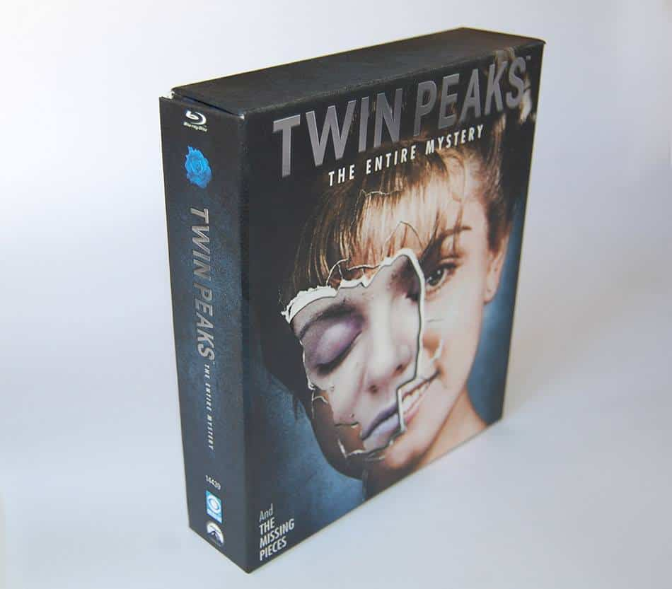 twin peaks the entire mystery bluray box art revealed