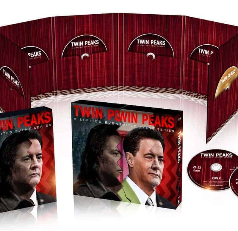 Twin Peaks Season 3 Blu-ray