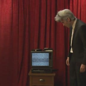 David Lynch In Search Of The Missing Pieces In Funny Or Die Spoof Ad For The Twin Peaks Blu-Ray