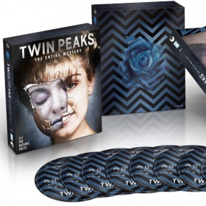 Twin Peaks: The Entire Mystery Blu-ray Box Art Revealed