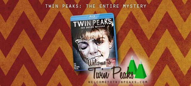 Twin Peaks Blu-ray (2014)