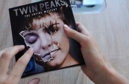 Twin Peaks Blu-ray unboxing