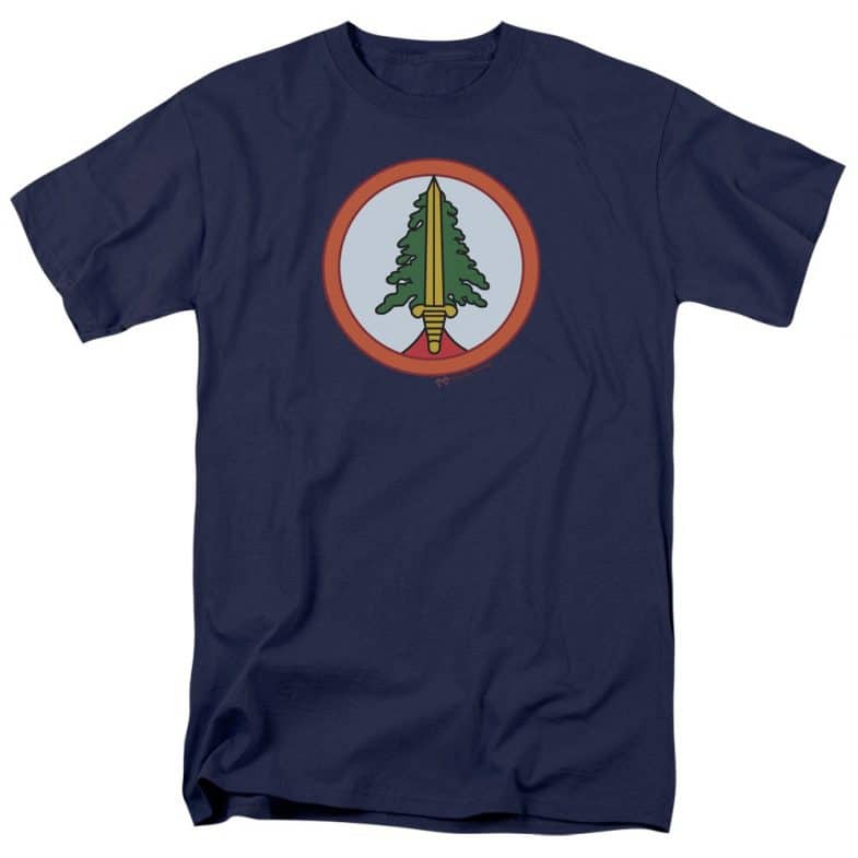 Twin Peaks Bookhouse Boys t-shirt