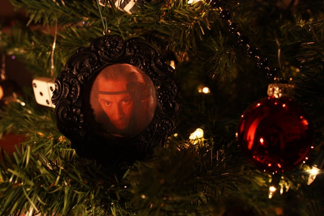 Twin Peaks Christmas: Killer Bob ornament