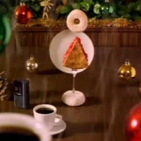 Twin Peaks Theme Christmas Version