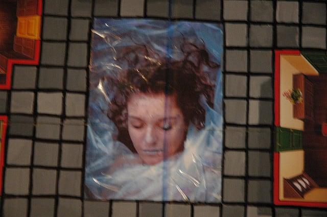 Twin Peaks X Clue: Laura Palmer