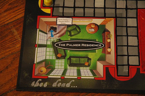Twin Peaks X Clue: The Palmer Residence
