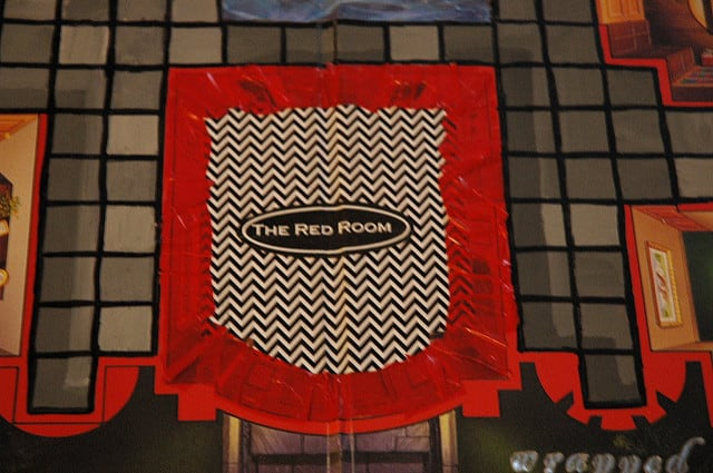 Twin Peaks X Clue: Red Room