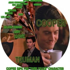 Twin Peaks Supercut: Every Mention Of Pie And Coffee (Video)