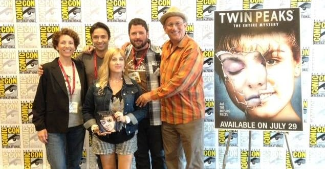 Twin peaks Comic Con San Diego 2014 Blu-ray panel