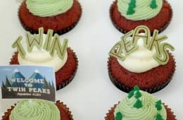 Welcome to Twin Peaks cupcakes