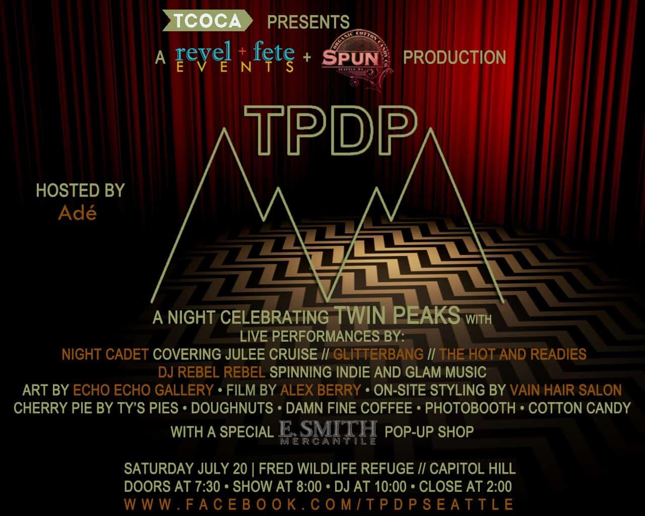 Twin Peaks Dance Party In Seattle