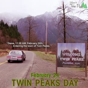 Welcome To Twin Peaks Day 2015: Fan Tributes, Thoughts And Tweets