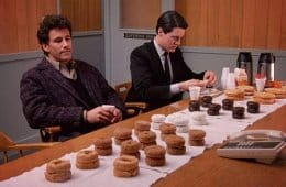Twin Peaks donut supercut
