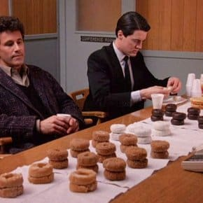 Twin Peaks Donut Supercut: A Policeman's Dream (Video)
