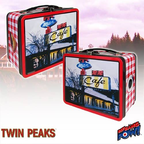 Double R Diner Tin Tote