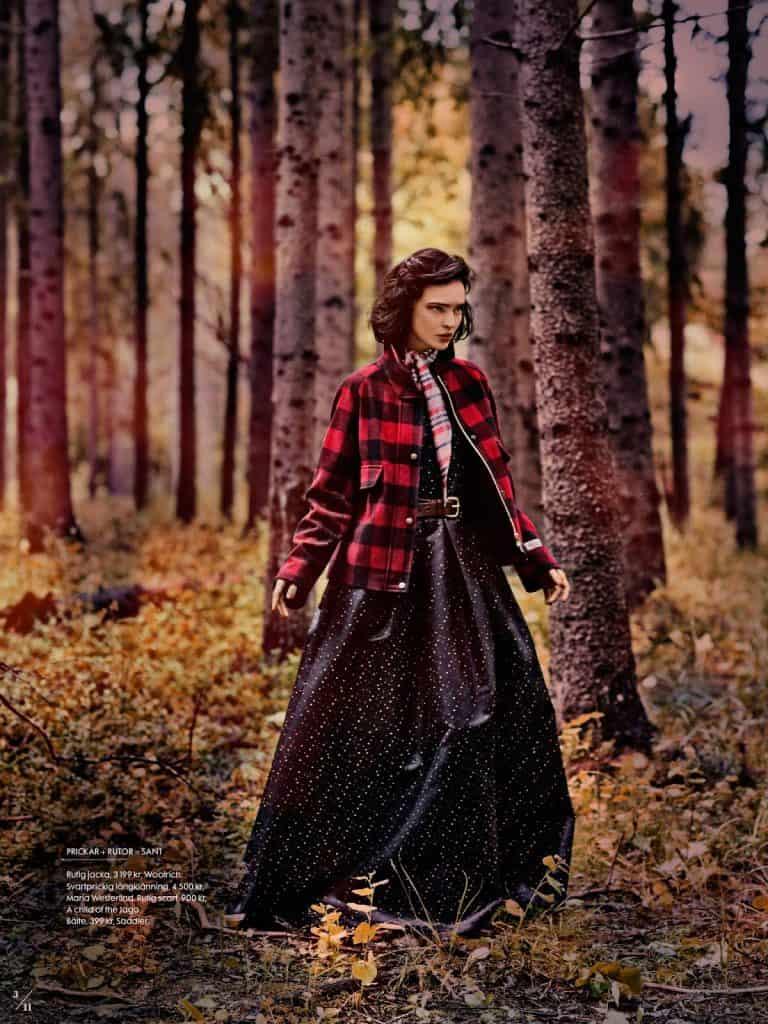 Twin Peaks Elle Sweden/Sverige
