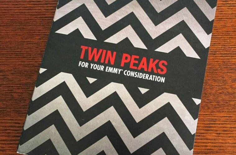 Twin Peaks Emmy 2018 Showtime screener