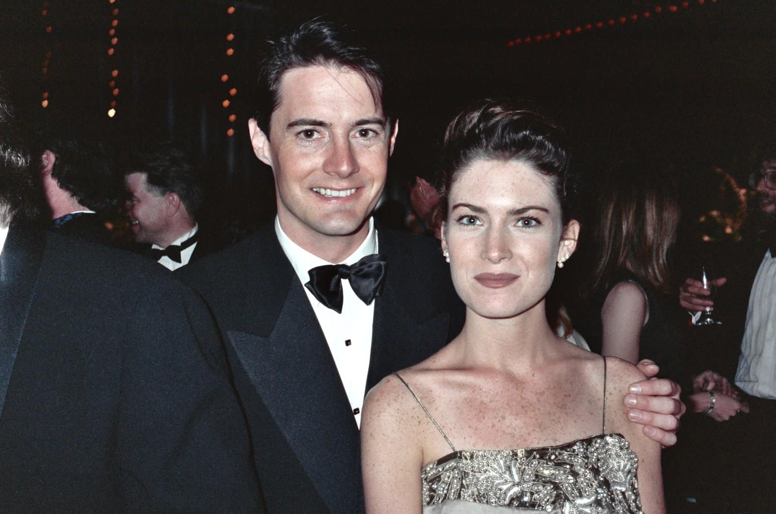 Twin Peaks Cast At 1990 Emmys