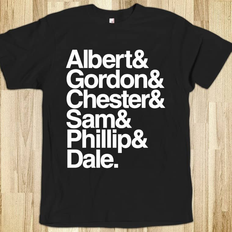 Twin Peaks FBI Special Agents T-Shirt